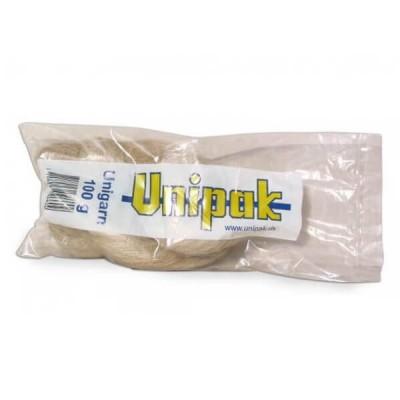 Льон сантехнічний пакля Unigarn Unipak 100г Unipak