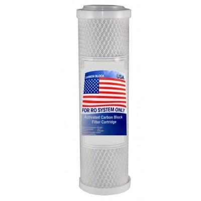 Картридж CARBON BLOCK 10 уголь прессованный антихлор Water Quality