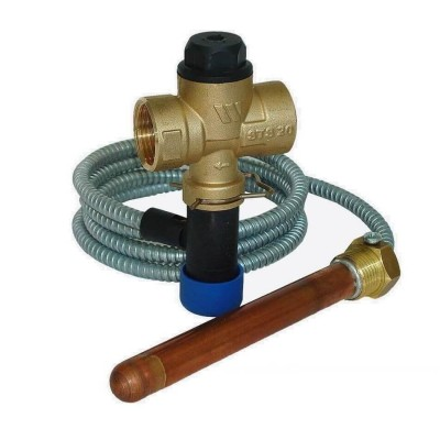 Защитный термоклапан для ТТ котла WATTS STS 20 (0232120) WATTS
